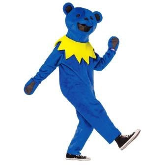 Grateful Dead - Blue Dancing Bear Costume