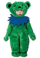 Grateful Dead Green Baby Costume