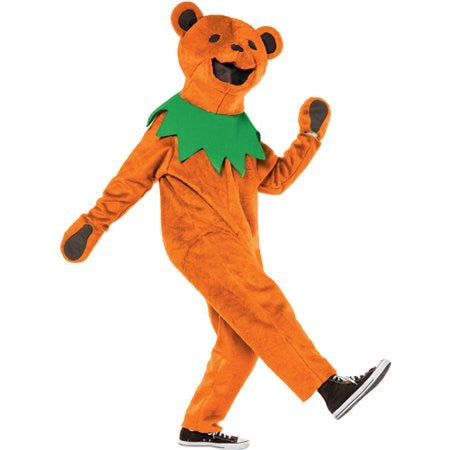 Grateful Dead - Dancing Bear Costume Orange