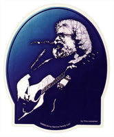 Jerry Garcia - Acoustic Sticker - Sticker