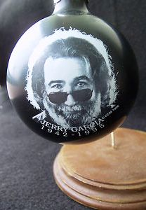 Jerry Garcia - Christmas Holiday Ball Ornament