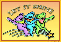 Grateful Dead - Let It Shine Sticker - Sticker