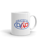 Grateful Dead - Grateful Dad Coffee Mug - 11Oz - Housewares