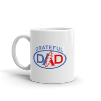 Grateful Dead - Grateful Dad Coffee Mug - Housewares