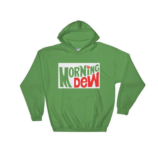 Morning Dew Hooded Sweatshirt - Irish Green / S - Hoodies