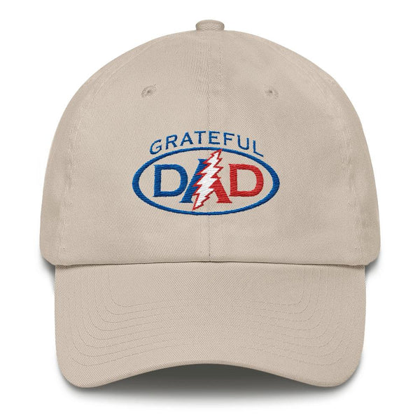 Grateful Dead Grateful Dad Baseball Hat