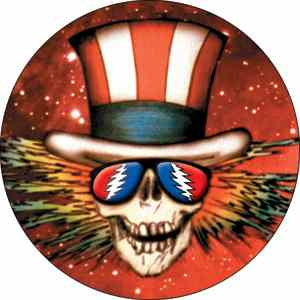 Grateful Dead - Psycle Sam Sticker - Sticker
