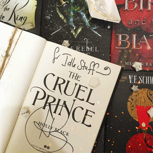 The Cruel Prince (Folk of the Air Book I) by Holly Black Book Review