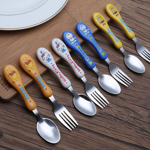 Travel Kids Forks Sets