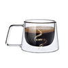 Borosilicate Glass Coffee Mug
