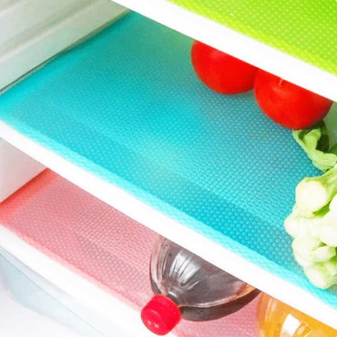 4 Pcs/set Fashion Refrigerator Pad