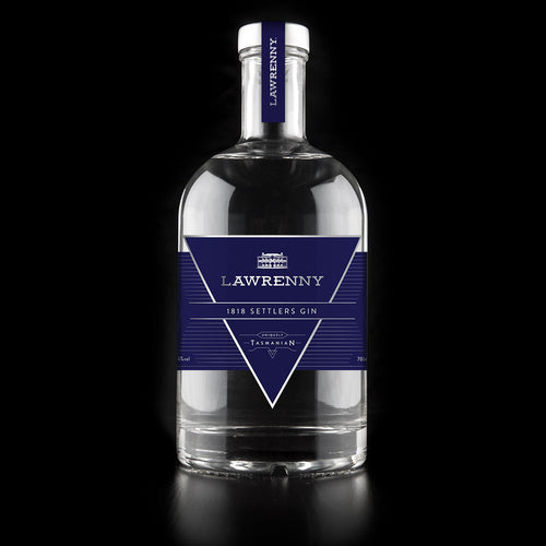 Lawrenny 1818 Settlers Gin 700ml