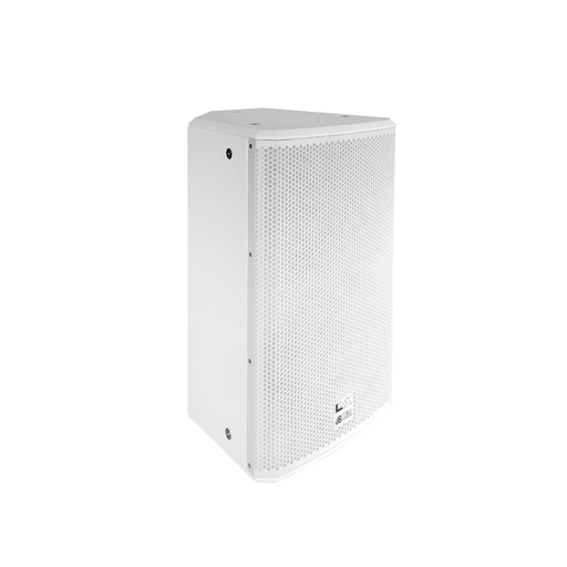 "2-Way Professional Powered Speaker 8"" White"