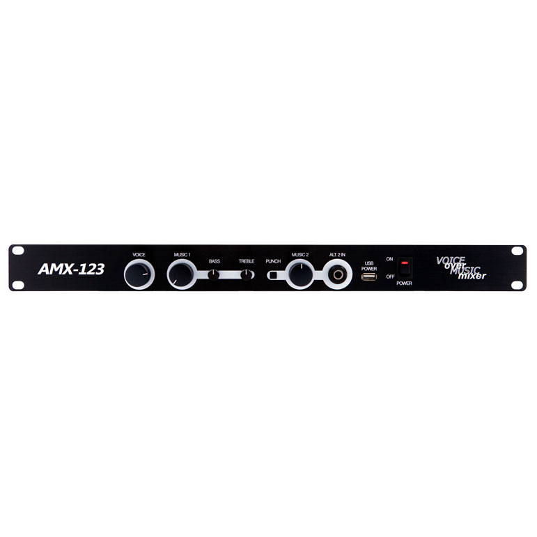 Aeromix Stereo Mic/Line Mixer