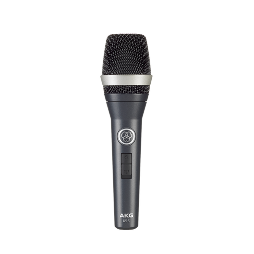 AKG Professional Dynamic Vocal Microphone (inc switch)