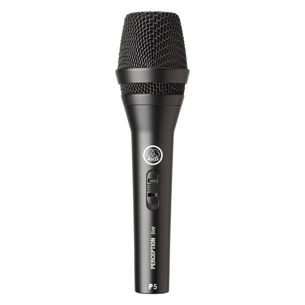 AKG Dynamic Vocal Microphone (inc switch)