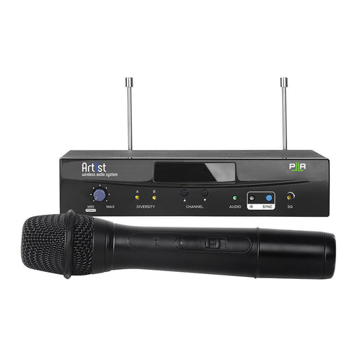 "Parallel Audio ""ARTIST"" Handheld Wireless Mic Package"