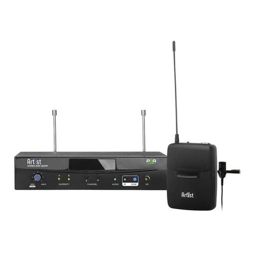 "Parallel Audio ""ARTIST"" Lapel Wireless Mic Package"