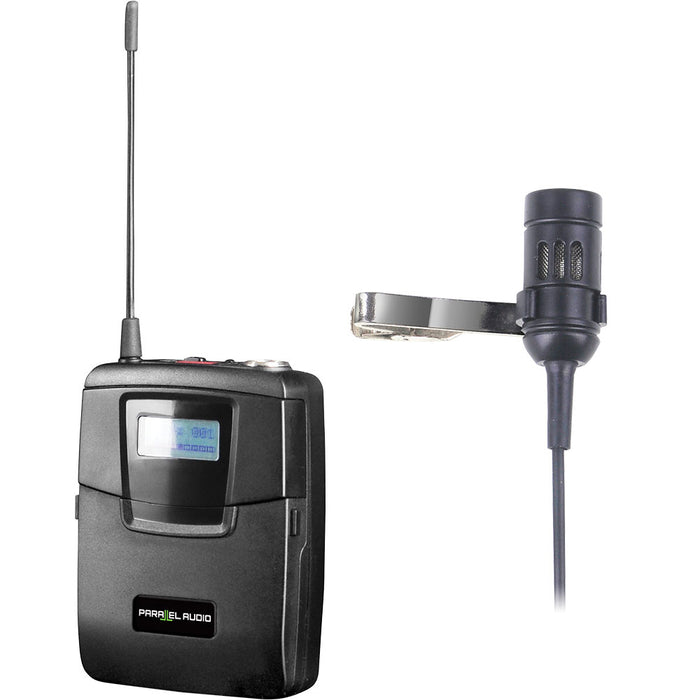 "Parallel Audio ""STAGE"" Lapel Wireless Mic Package"