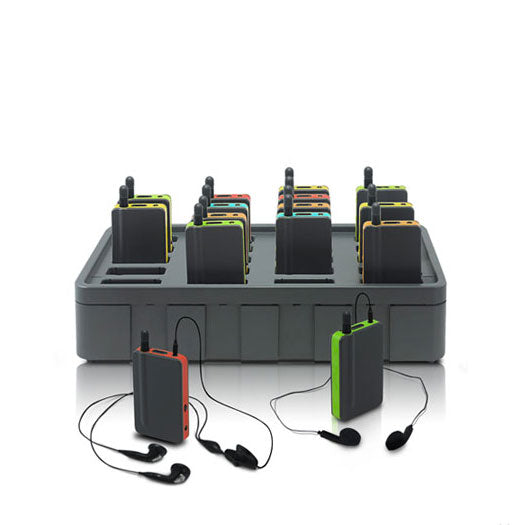 Digital Tour Guide Charging Case