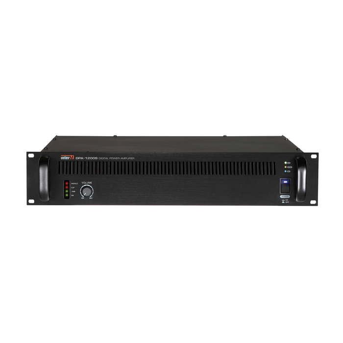 1200W Commercial Digital Power Amp