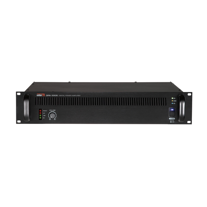 300W Commercial Digital Power Amp