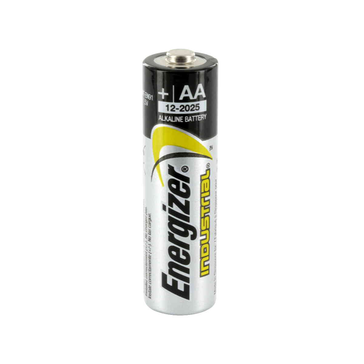 AA Energiser Industrial Batteries  (x24)