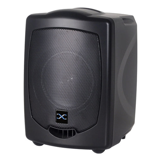 Helix 765 - 70 Watts Portable PA System with a Tieclip Wireless Mic