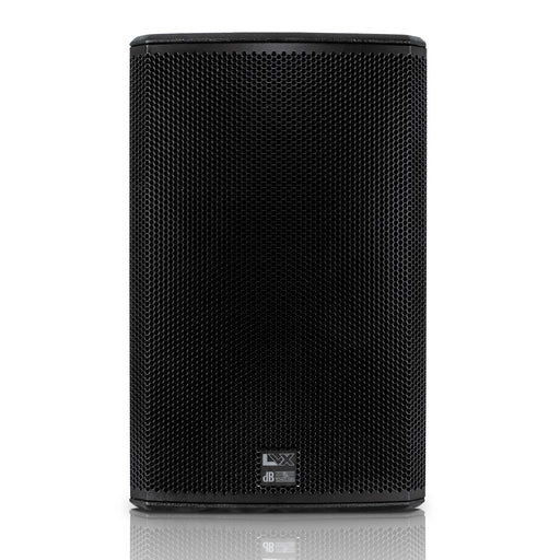 "2-Way Professional Powered Speaker 15"" Black"
