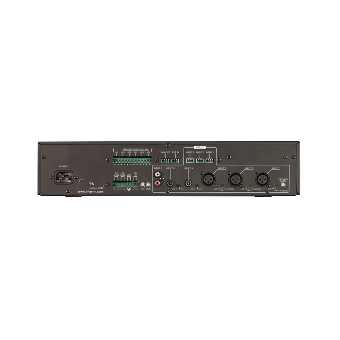 360W Public Address Mixer Amp