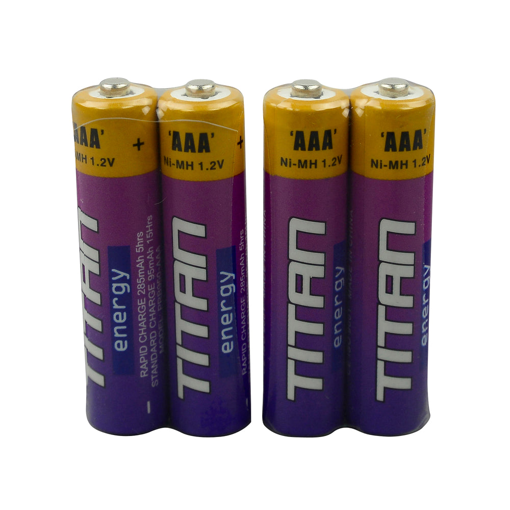 Rechargeable AAA Batteries (x2)