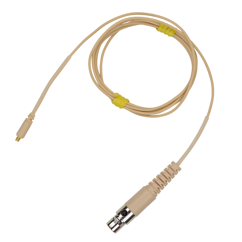 Beige PA Mic - spare cables