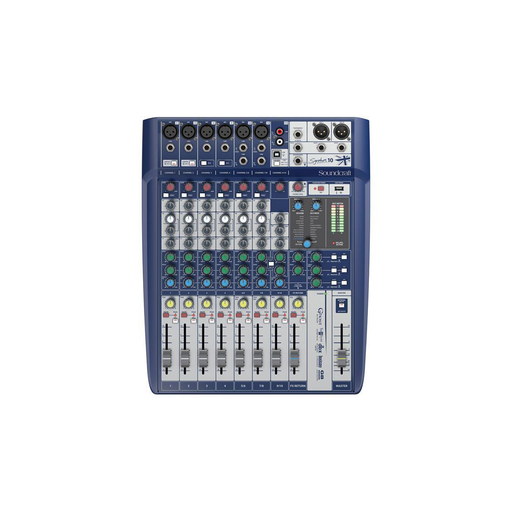 Signature Series 10 Channel Mixer