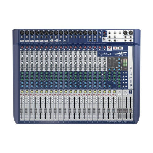 Signature Series 22 Channel Mixer