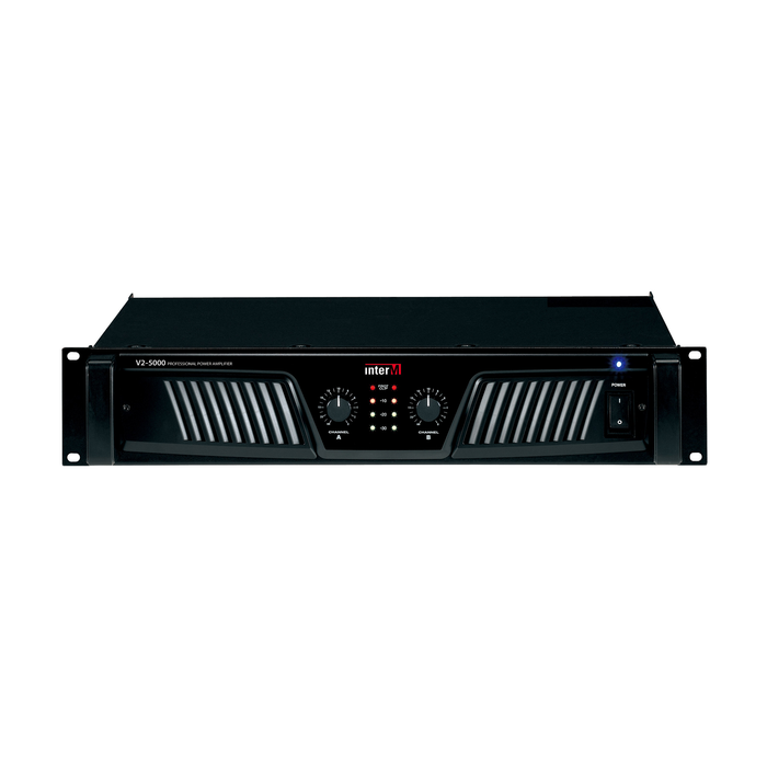 2 x 900W Professional Power Amplifier