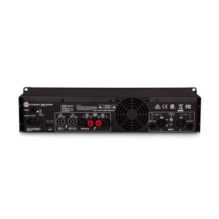 Professional Power Amlifier W/DSP Control