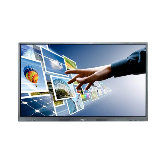 "LED Touch Screen Display 65"" Anti Glare"