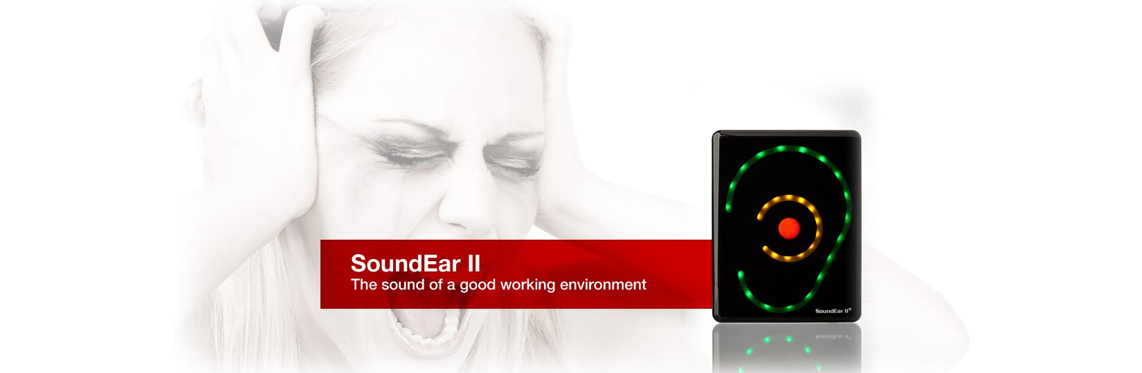 SoundEar 2 Noise Level Monitor