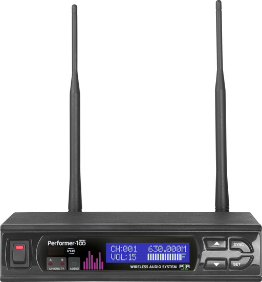 "Parallel Audio ""PERFORMER"" Handheld Wireless Mic Package"