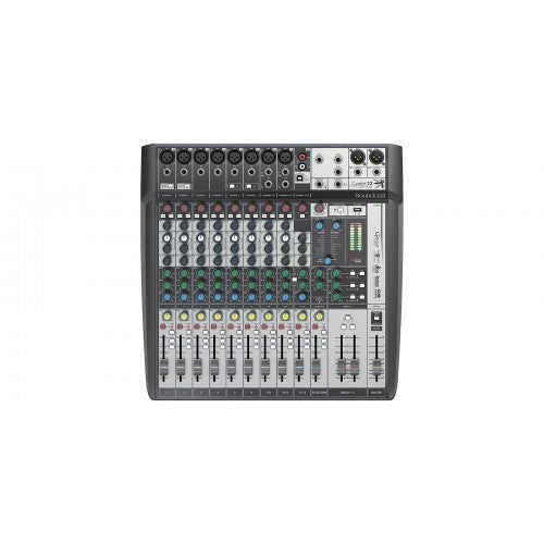 Signature 12 Channel MultiTrack Mixer