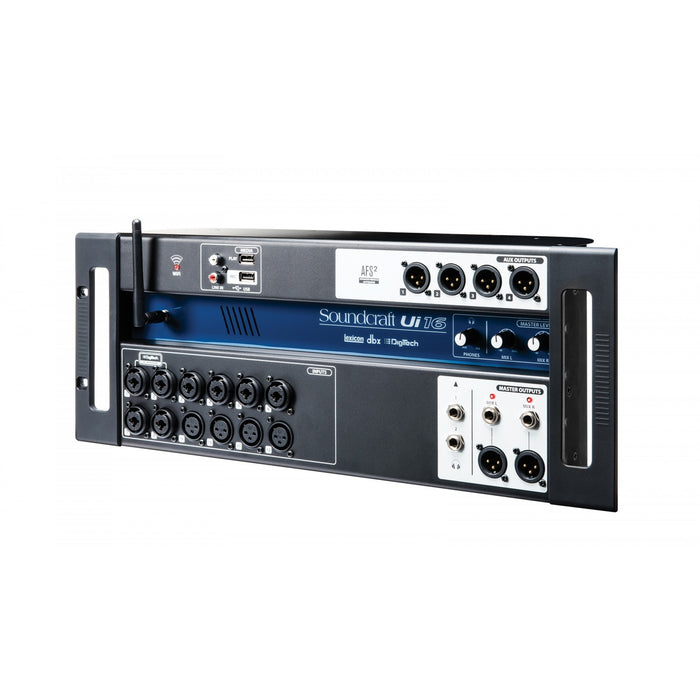 16 input Remote Controlled Digital Mixer