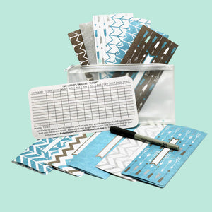 Cash Envelope System-Designer Pattern Set
