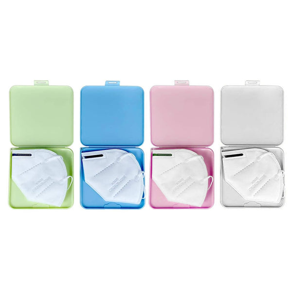 Reusable Mask Storage Box