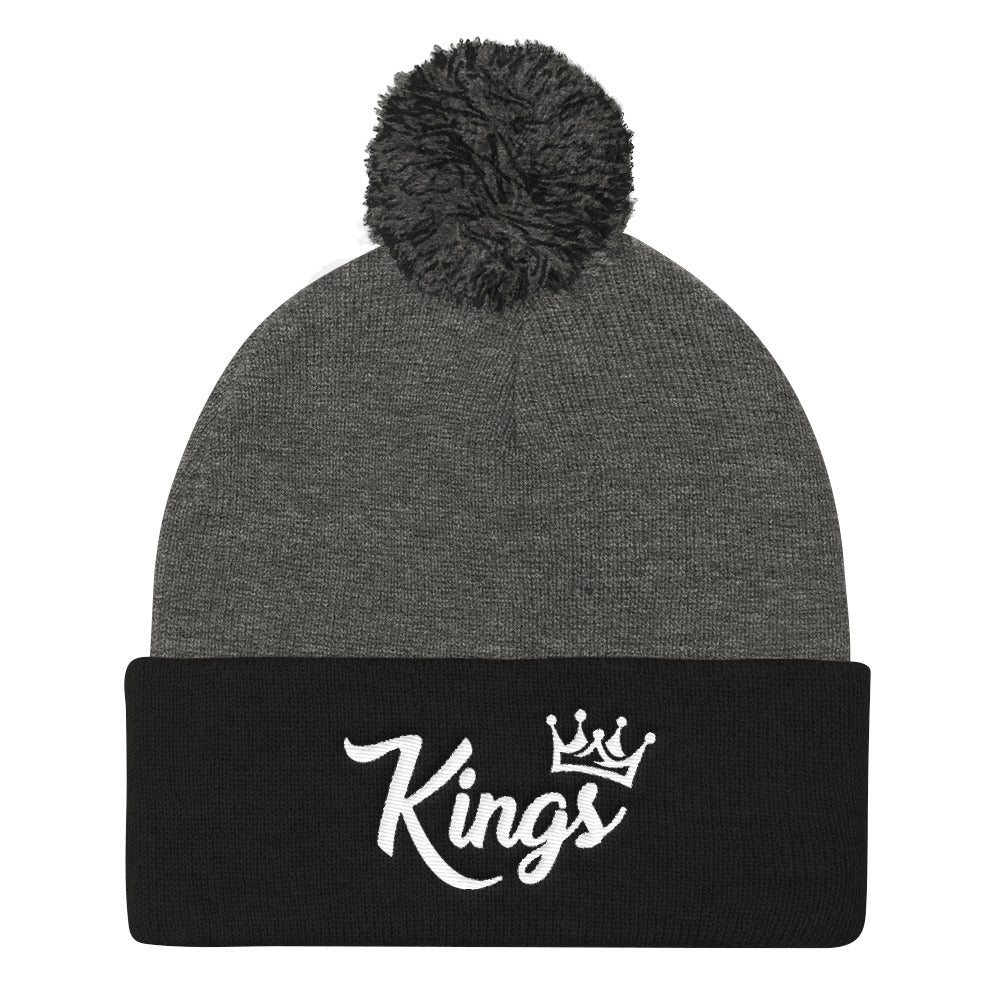 Kings with Crowns Beanie