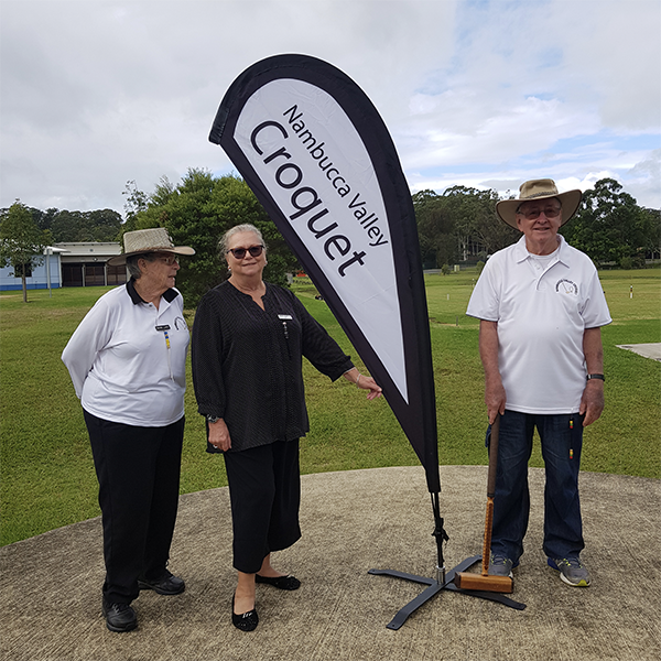 Nambucca croquet club