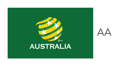 Socceroos Design AA - Flag Factory