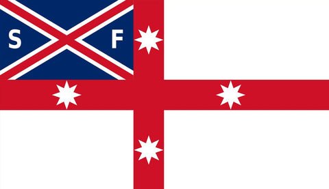 AUST COLONIAL C.1823 Flag - Flag Factory
