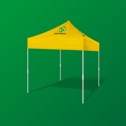 Socceroos Marquees - Flag Factory