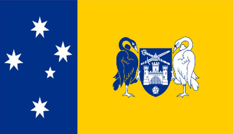ACT Flag - Flag Factory