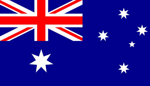 Clearance Australia Flag (2400mm x 1200mm) - Flag Factory